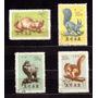 Korea Dpr 1962 * Animais Silvestres
