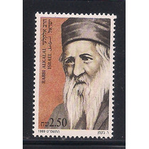 Jmarsch Selos Israel 1989 Religião Rabi Akalai Judaismo Novo