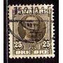 Dinamarca 1907 * Rei Frederik Vlll