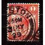 Inglaterra 1929 * Rei George V * 1p .verm * Upu 9º Congr