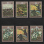 Filatelia Selos Togo Pintura Vicent Van Gogh Outros Quadros