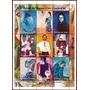 Selos Guiné 1998 Quadros Pablo Picasso Espanha Arte Moderna