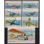 Transportes - Guinée - Aviões Monomotores - Nnn - Completa