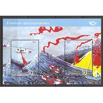 # Mcn # Ilhas Faroe 2012 - Salva-vidas Em Alto-mar - Mint