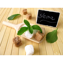 Stevia Adoçante Natural Ervas Sementes Premium Para Mudas