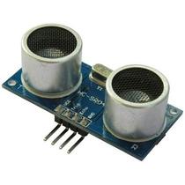 Módulo Sensor De Distância Ultrassônico Hc-sr04 P/ Arduino