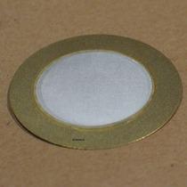 25 Peças * Transdutor Piezo Piezoelétrico Disco 35 Mm
