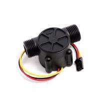 Sensor De Fluxo Ou Vasão De Água Arduino Pic