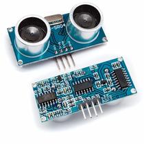 Módulo Sensor Ultrassônico Hc-sr04 - Arduino, Pic, Avr