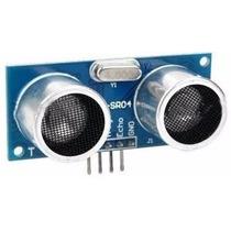 Módulo Sensor Ultrassônico Hc-sr04 P/arduino, Pic E Outros