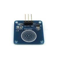 Interruptor De Toque Humano / Digital / P/ Arduino Pic