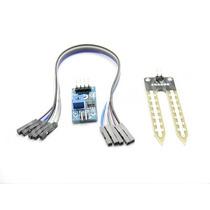 Sensor Umidade Solo Higrômetro Arduino Módulo