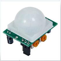 Sensor Presença E Movimento + Cód Exemplo Arduino