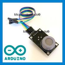 Sensor De Co + Cabos - Monóxido De Carbono Mq7 Mq-7 Arduino