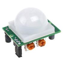 Sensor De Presença Pir Infravermelho - Hc-sr501 -arduino