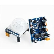 Sensor De Movimento Presença Pir P/ Arduino, Pic, Raspberry