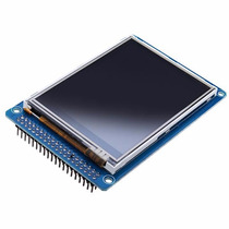 Display Lcd Touch Screen Colorida 3.2 Pol. Arduino Ssd1289