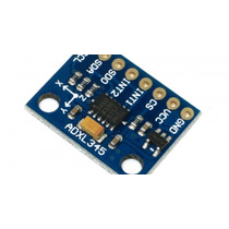 Modulo Sensor Acelerômetro 3 Eixos Gy-291 Adxl345 Arduino