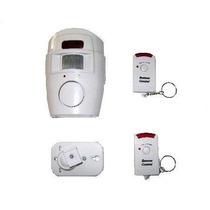 Alarme Sensor Anunciador De Presença Campainha Sem Fio Infra