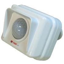 Sensor De Presença Externo Com Fotocélula Regulável