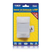 Sensor Iluminação Por Presença E Fotocélula Minuteira Ls150p