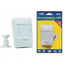 Sensor De Iluminação Com Sensor De Presença E Fotocélula Ecp
