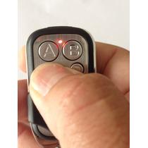 Controle Peccinin Tipo Copiador Luz Vermelha Cromado C/ Tamp