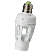 Sensor De Movimento Para Lâmpada Soquete E27 Bivolt 110~220v