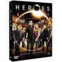 Dvd Heroes- 4ª Temporada Completa