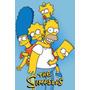 Os Simpsons - 25 Temporadas Completas Dubladas Total 50dvds