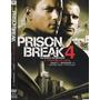Dvd Prison Break 4ª Temporada Disco 1 Em Busca Da Verdade