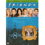 Friends: 8ª Temporada (box Com 4 Dvds)