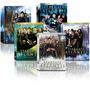 Caixa Stargate Atlantis Todas 5 Temporadas 25 Dvds Lacrado