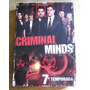 Box Criminal Minds - 7ª Temporada - Original - Lacrado.