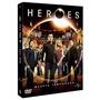 Dvd Série Heroes 4a Temporada - Lacrado 5 Discos