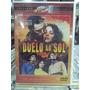 Duelo Ao Sol Gregory Peck Dvd Original Estado Impecável