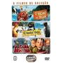 Dvd 3 Filmes De Colecao Bicho Vai Pegar Ta Dando Onda E A Ca