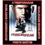 Prison Break + Resgate Final[1ª À 4ª Temporada] Frete Grátis