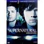 Box Dvd Supernatural: 2ª Temporada (6 Dvds) *novo/ Lacrado*