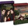 Box 1ª E 2ªtemporada The Vampire Diaries 10dvds Frete Grátis