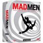 Box Dvd Série - Mad Men 1ª A 5ª Temporadas Completas 20 Dvds