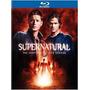 Blu-ray Supernatural - 5ª Quinta Temporada - Dublado