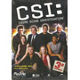 Box Csi -3 Temporada Vol.3 (3dvds) Crime Scene - Las Vegas