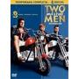 Dvd Two And A Half Men- Dois Homens E Meio - 2 Temporada