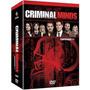 Seriado Criminal Minds 1ª A 7ªtemporadas Originais Seminovo