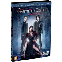 Box The Vampire Diaries - 4ª Temporada 5 Dvds - Lacrado