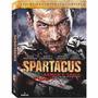 Box Spartacus 1@ Temporada Completa Sangeu E Areia Original