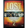 Box 7 Dvds Lost 2 - Segunda Temporada - Dublado