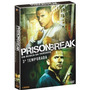 Box Original: Prison Break - 3ª Temporada Lacrada 4 Dvd