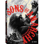 Box Original: Sons Of Anarchy 3ª Temporada Completa - 4 Dvds